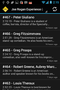 Top Comedy Podcasts (No Ads)- screenshot thumbnail