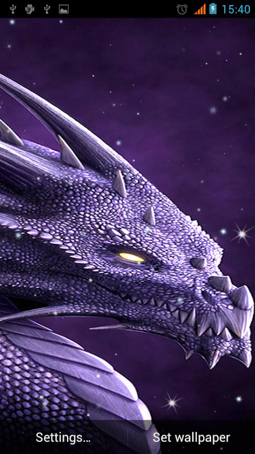 app dragon live wallpaper - photo #7