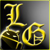 LiquidGold Icon Pack