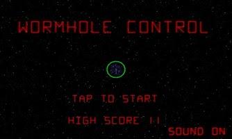 Screenshot of Wormhole Control