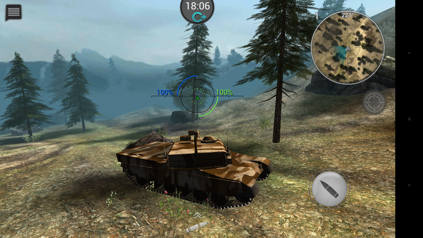 Tanktastic - 3D tanks online - screenshot