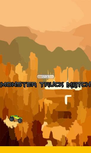 Monster Truck Match