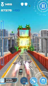 Jet Run: City Defender v1.30 (Unlimited Coins)