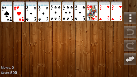Solitaire-Spider-FreeСell- screenshot thumbnail
