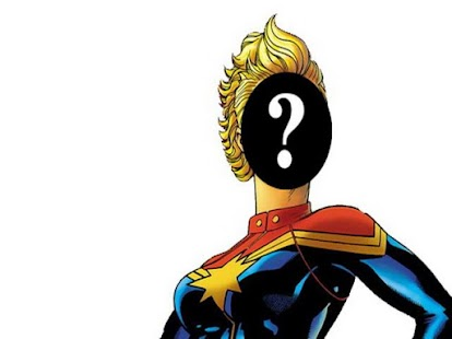 Guess Game Super Heros Cartoon