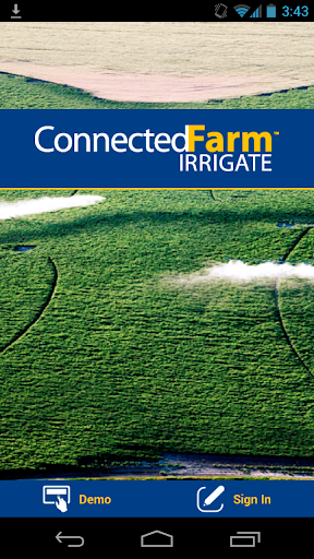 Connected Farm Irrigate