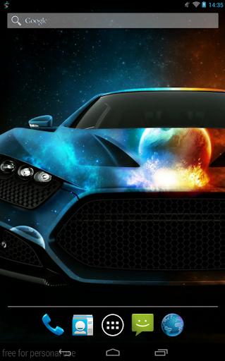 Top Cars Live Wallpaper