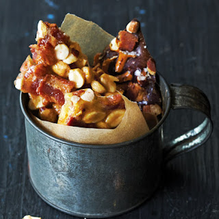 Bacon Peanut Brittle