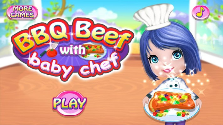 BBQ Beef With Chef - screenshot