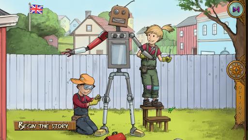 Hanna Henri - The Robot