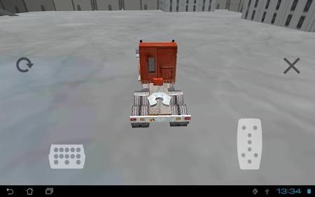 Truck Driving Simulator HD 1.1 screenshot 85986