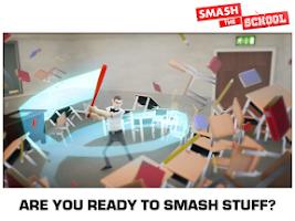 Screenshot of Smash the School - Stress Fix!