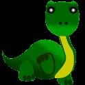 TamaWidget Dinosaur logo