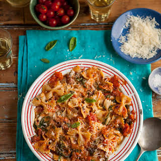 Spinach Mozzarella Pasta Recipes.