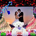 Billboard Love Frame Photo