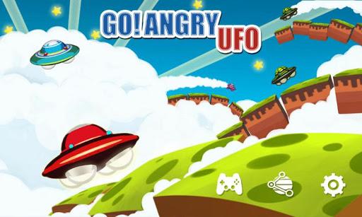 Go Angry UFO