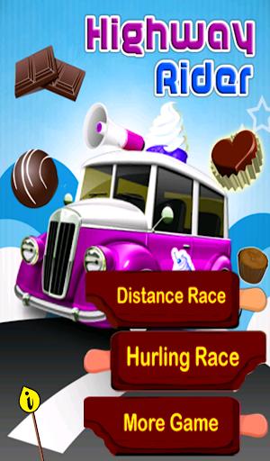 Highway Rider game