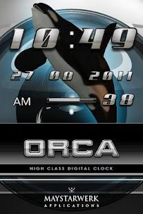 ORCA的數字時鐘