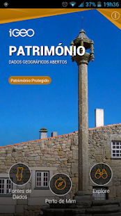 iGeo Património- screenshot thumbnail