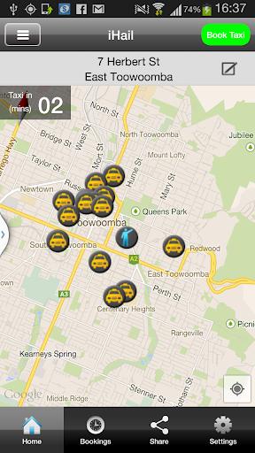 Black White Cabs Toowoomba