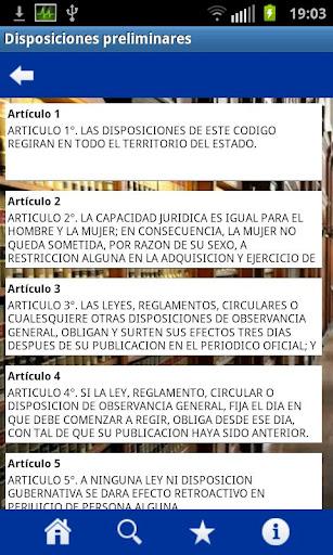 Codigos Campeche
