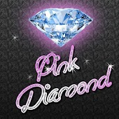 Pink Diamond Neon GO Theme
