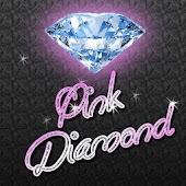 Pink Diamond Neon GO Theme APK for Blackberry