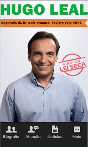 Deputado Federal Hugo Leal