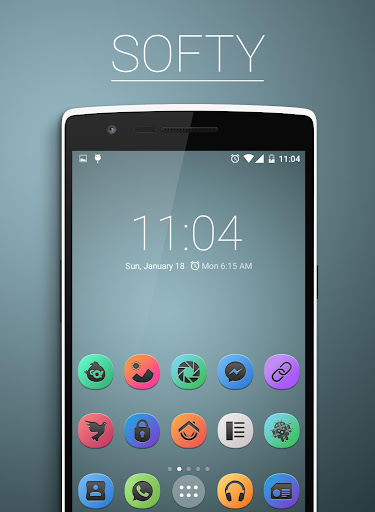 Softy - Icon Pack