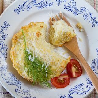Fish Souffle.