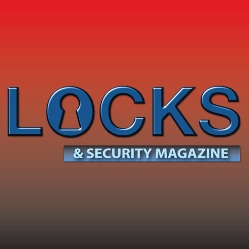 Lock and Security Magazine LOGO-APP點子