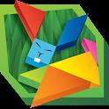 Tangram Puzzles: Wild Animals icon