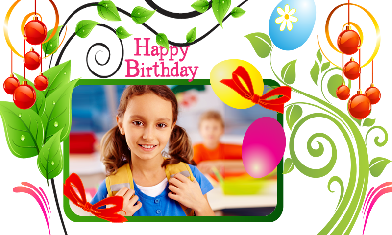 Free Photofunia Birthday Frames Frameswalls