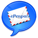 ePenpal – Meet New People logo