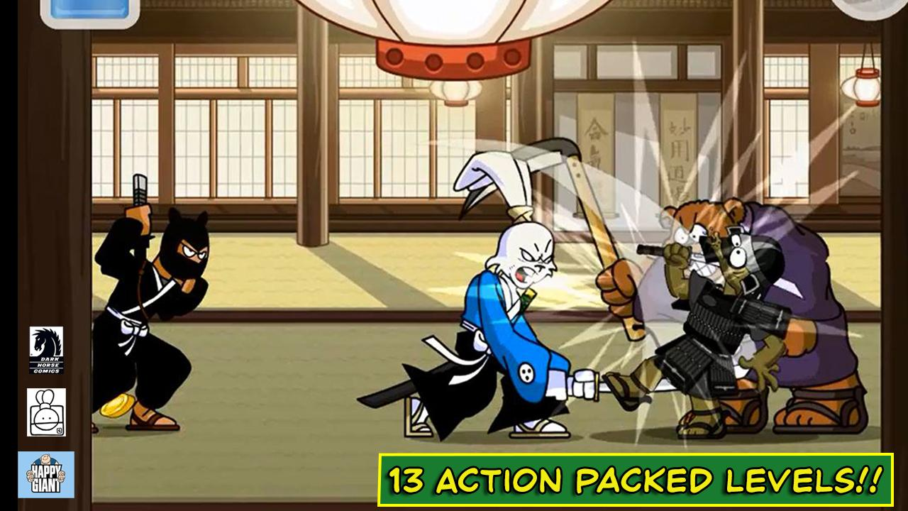 Usagi Yojimbo - !!FREE!!- screenshot