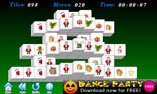 Christmas Mahjong Free - screenshot thumbnail