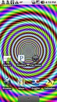 Screenshot of Hypnotic Spiral Lite