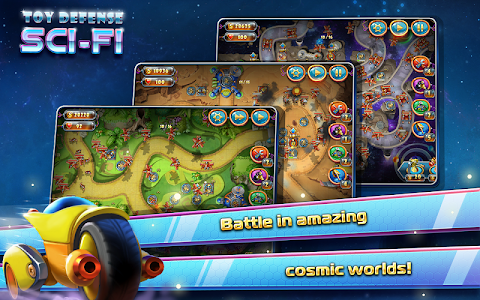 Toy Defense 4: Sci-Fi Strategy v1.5.0