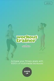 Workout Trainer fitness coach Screenshot 33