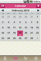 Screenshot of Pill Diary