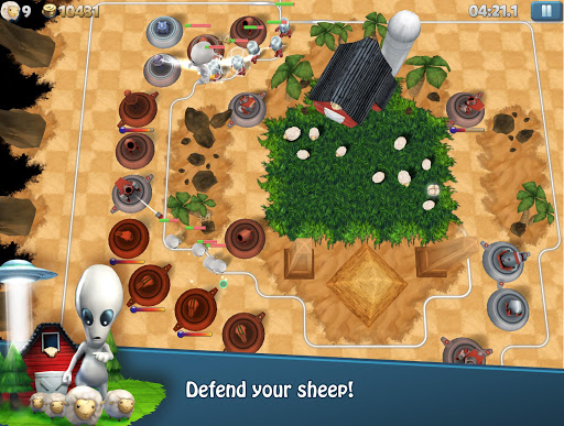 Tower Madness 2: 3D Defense 2.1.1 screenshots 15