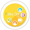 Polkadot GO LauncherEX Theme icon