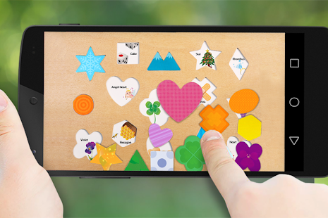 Shape puzzle for Kids- screenshot thumbnail