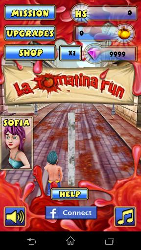 La Tomatina Run