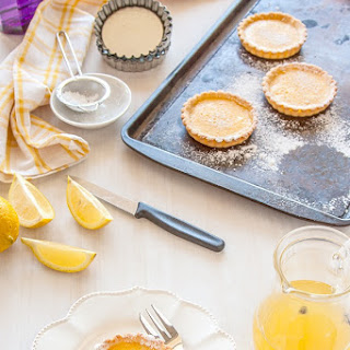 Gin and Tonic Tarts
