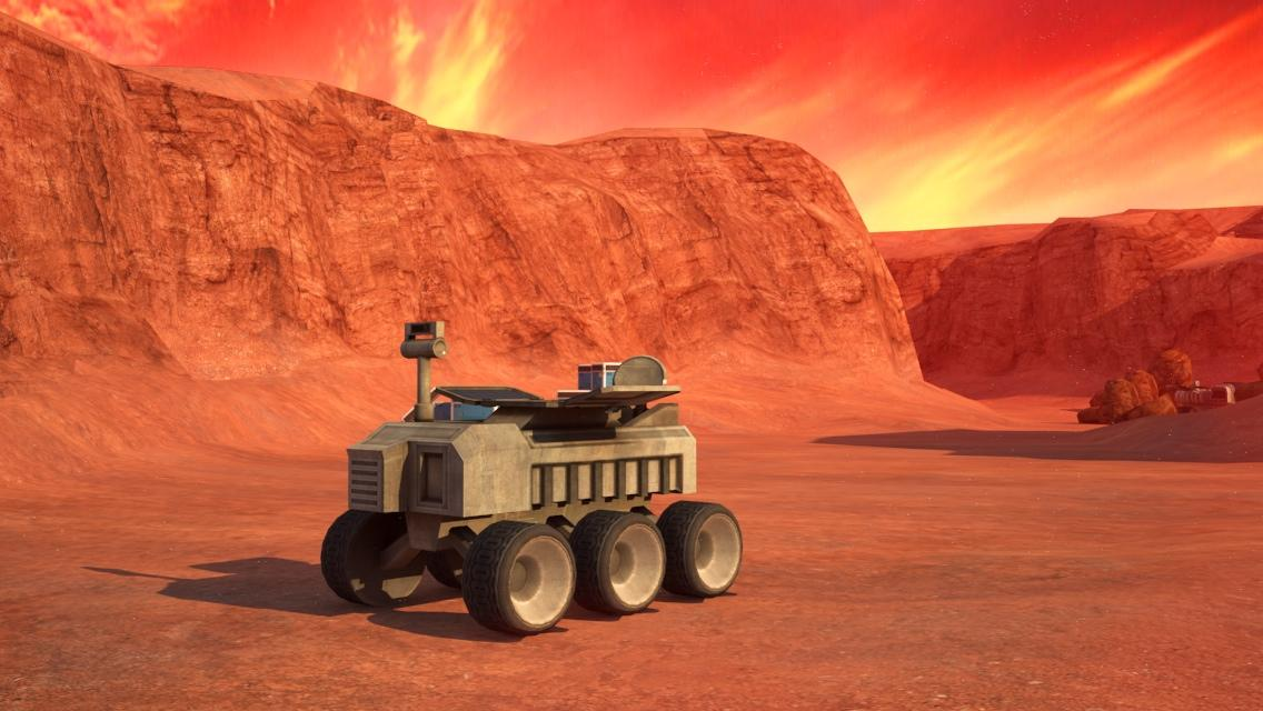 mars rover training game - photo #5