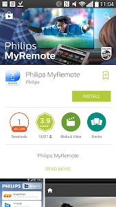 Philips MyRemote screenshot 0