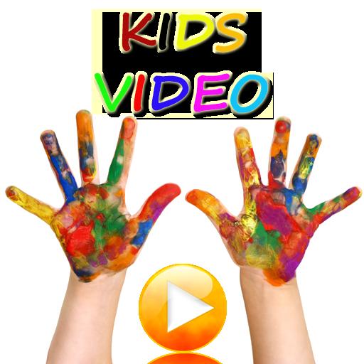 Kids Video LOGO-APP點子