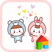 kids couples dodol theme