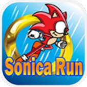 Super Runner Sonica Fun Game